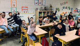 LE VIVRE ENSEMBLE A L'ECOLE DE L'ALLIANCE