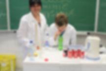Option Science Ecole et Collège de l'Alliance