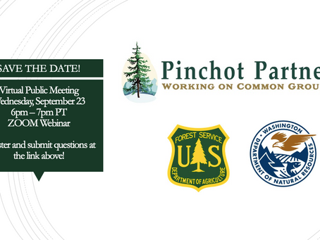 Pinchot Partners Host First Virtual Public Meeting