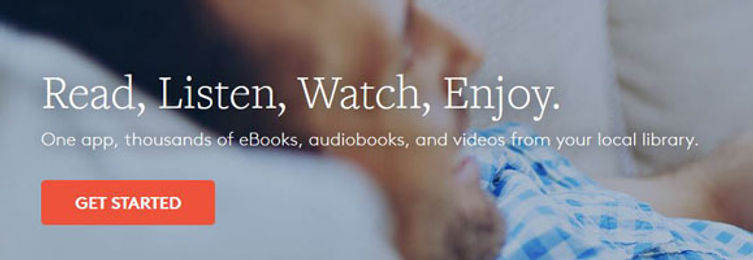 Read, Listen, Watch, Enjoy. One app, thousands of eBooks, audiobooks, and videos from your local library.