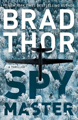 Spymaster: A Thriller ( Scot Harvath #18 ) - by Brad Thor