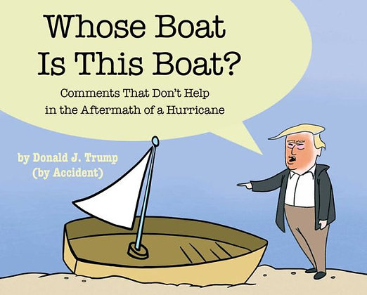 Whose Boat Is This Boat? - by The Stuff of The Late Show with Stephen Colbert