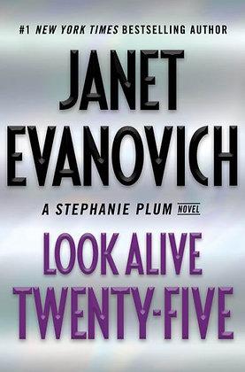 Look Alive Twenty Five - by Janet Evanovich
