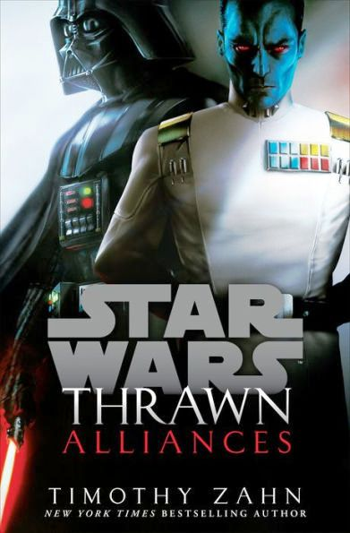 Thrawn Alliances (Star Wars) by Zahn, Ti