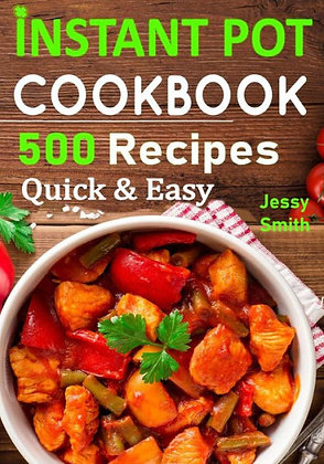 Instant Pot Pressure Cooker Cookbook - by Jennifer Smith