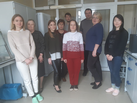 Project CARE activities in Russia - interview with Marina Bobkova