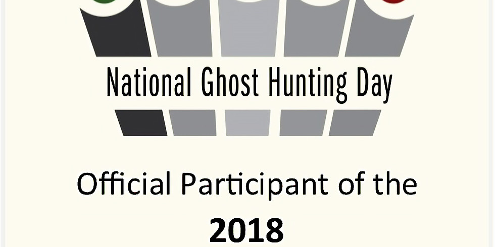 World's Largest Ghost Haunt