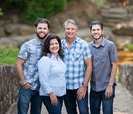 The Lutz Family. Founders of New Bethel Church.