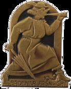 1949 Fasnachtsplakette Baden 2