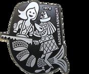 1978 Fasnachtsplakette Baden 3