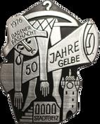 1976 Fasnachtsplakette Baden 3