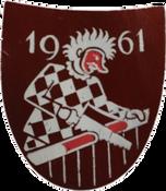 1961 Fasnachtsplakette Baden