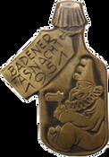 1951 Fasnachtsplakette Baden