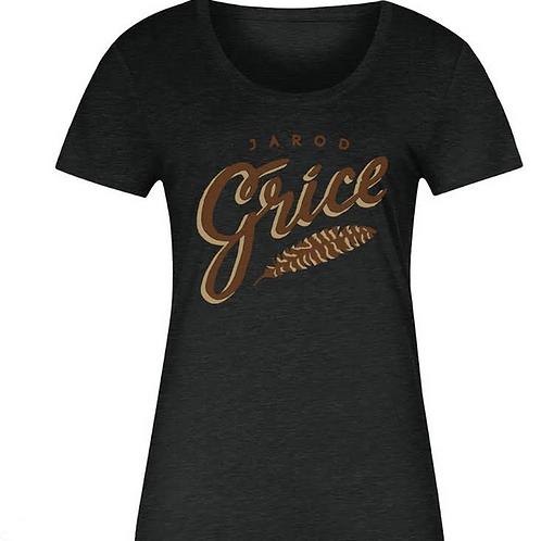 Jarod Grice Women's T - Black