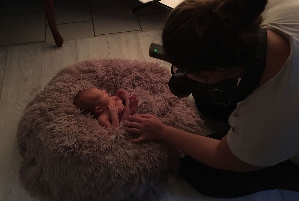 Geneva photographer newborn
