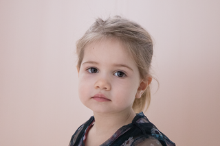 Portraits d'une petite princesse