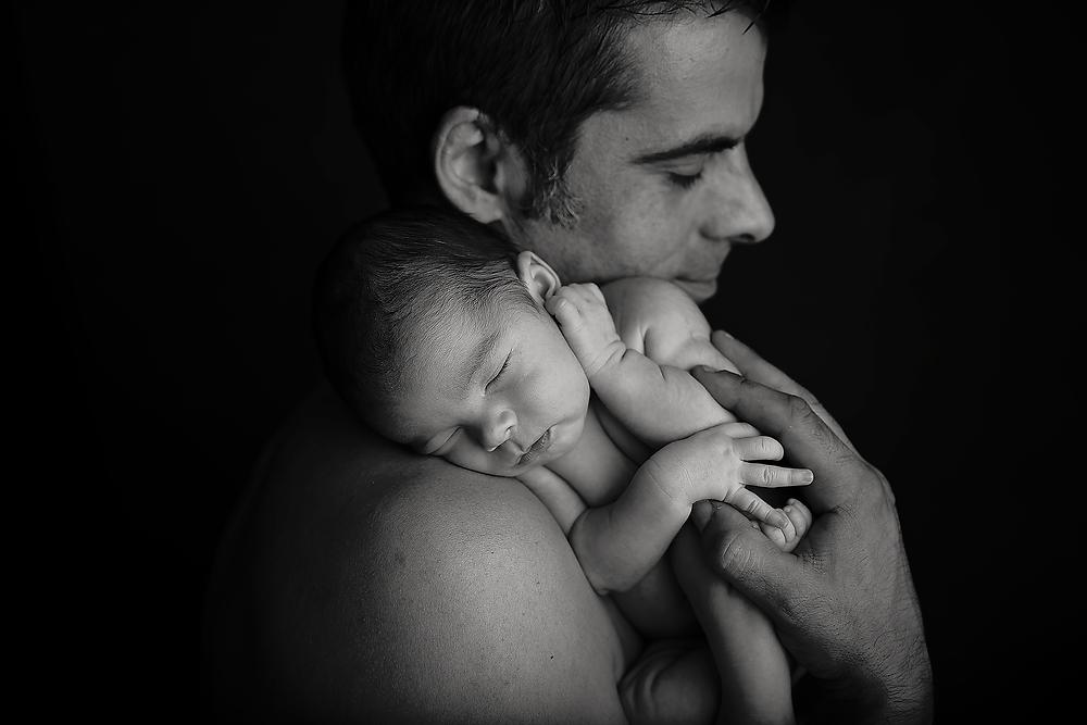 Bébé nouveau né Photographe Genève