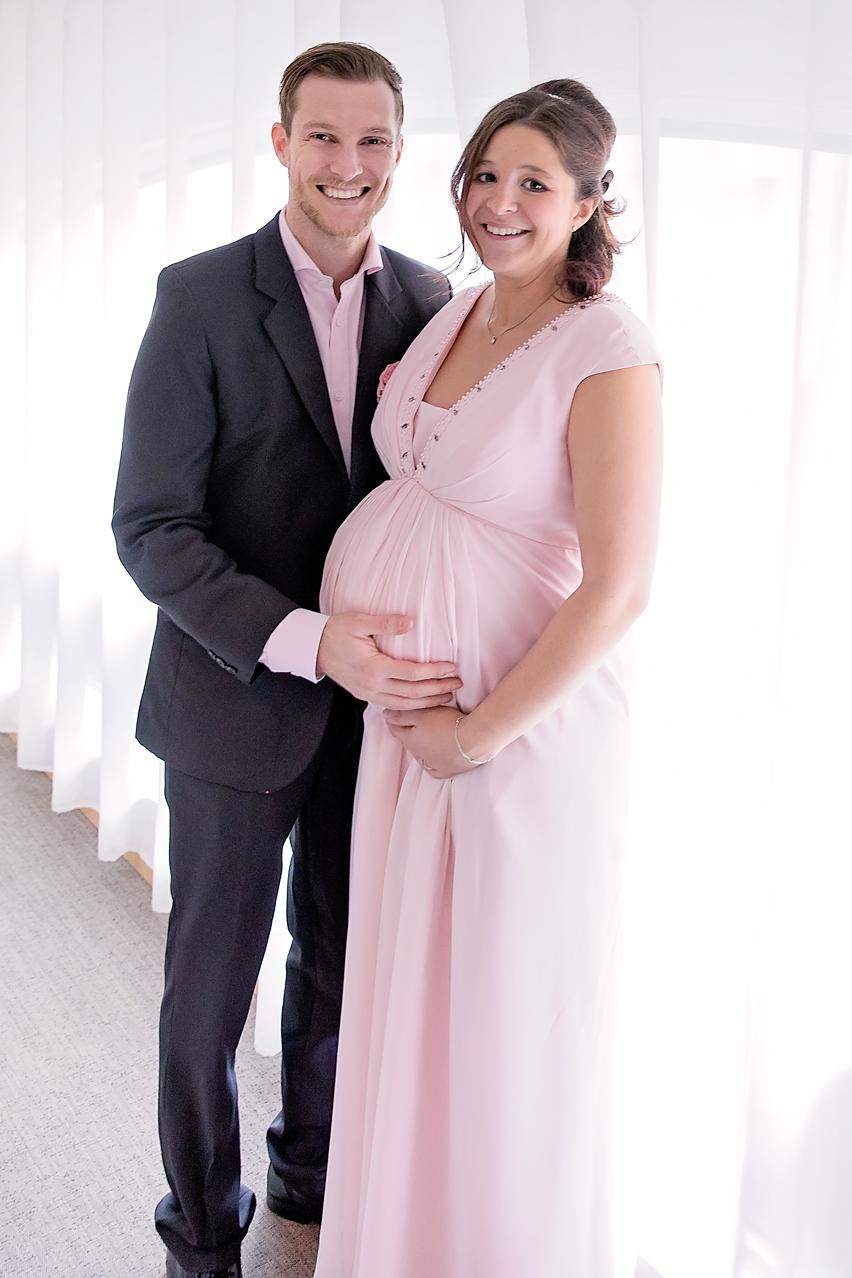 Couple grossesse Genève Suisse