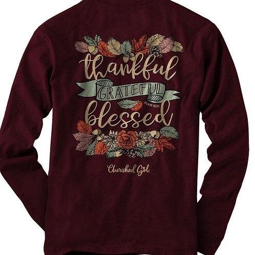 Cherished Girl T-Shirt