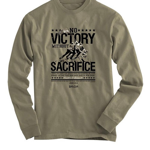 No Victory Without Sacrifice