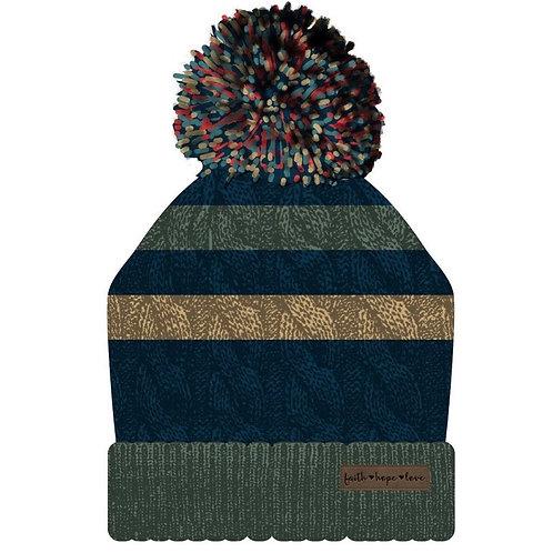 Winter Hat pom-pom