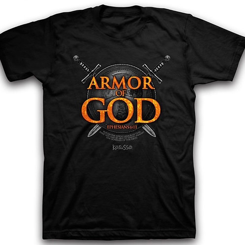 Armor of God TShirt