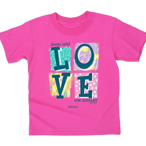 Kids Love One Another T-Shirt