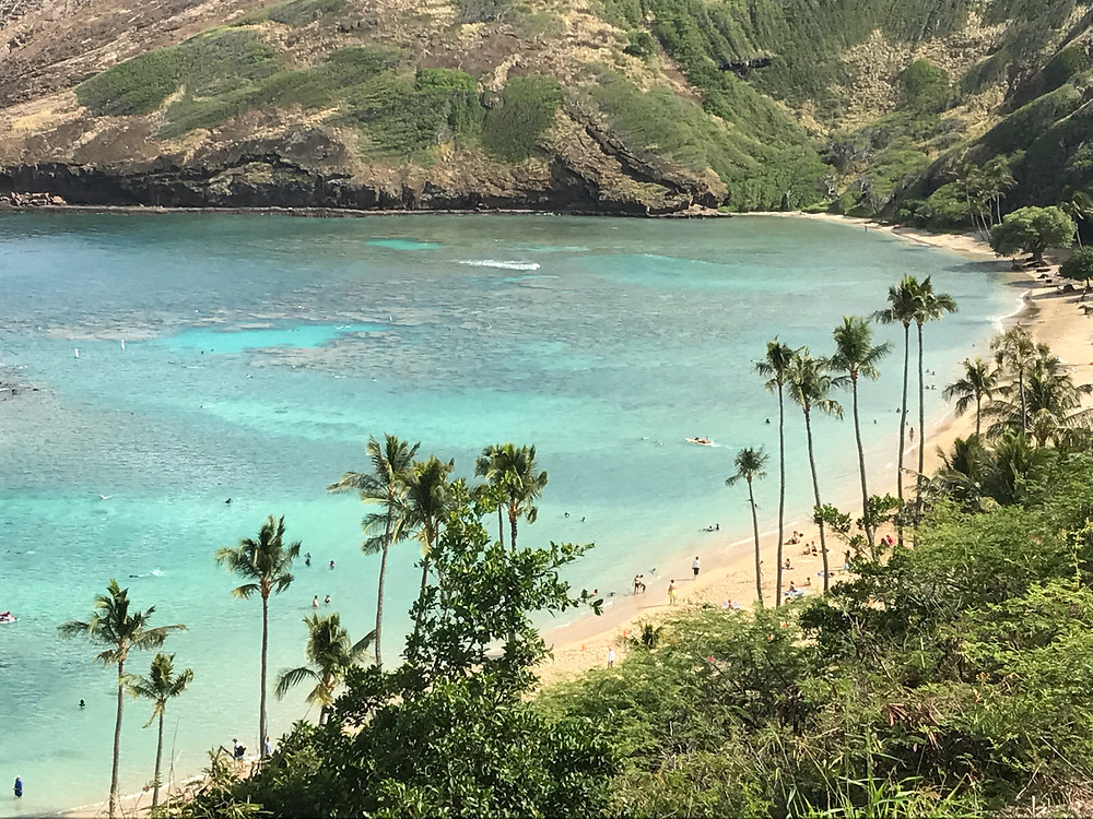 Hawaii - April 2017