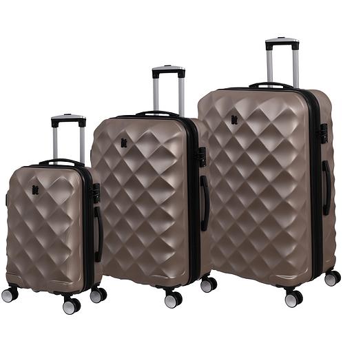 Комплект чемоданов  Debossed Diamond