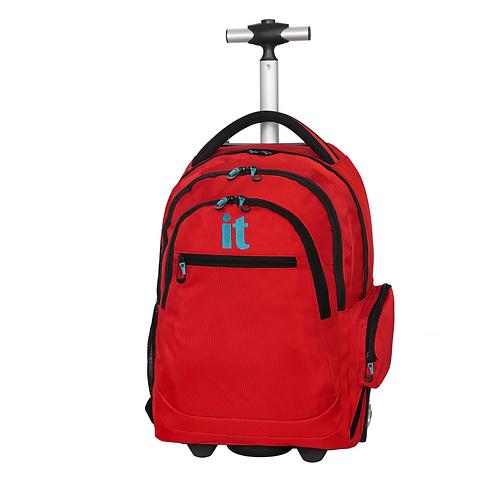 Рюкзак на колесах с выдвижной ручкой