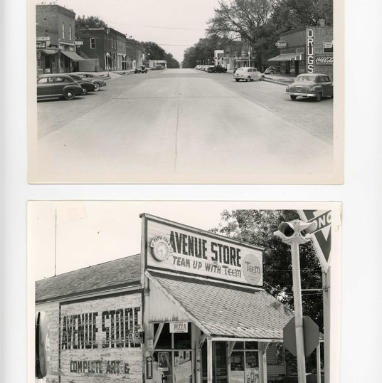 Avenue Store & Downtown