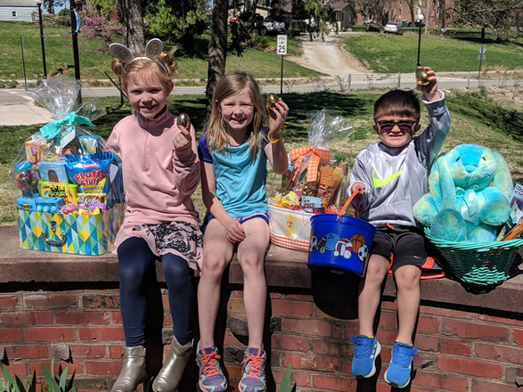 Annual Easter Egg Hunt at Neal Park
