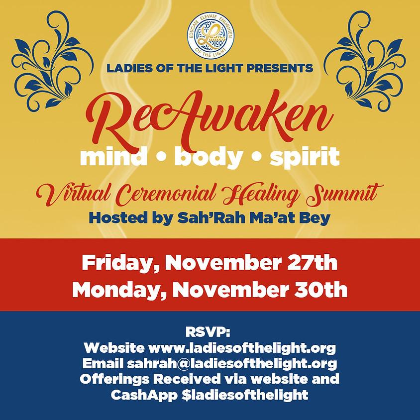 ReAwaken (mind-body-spirit)