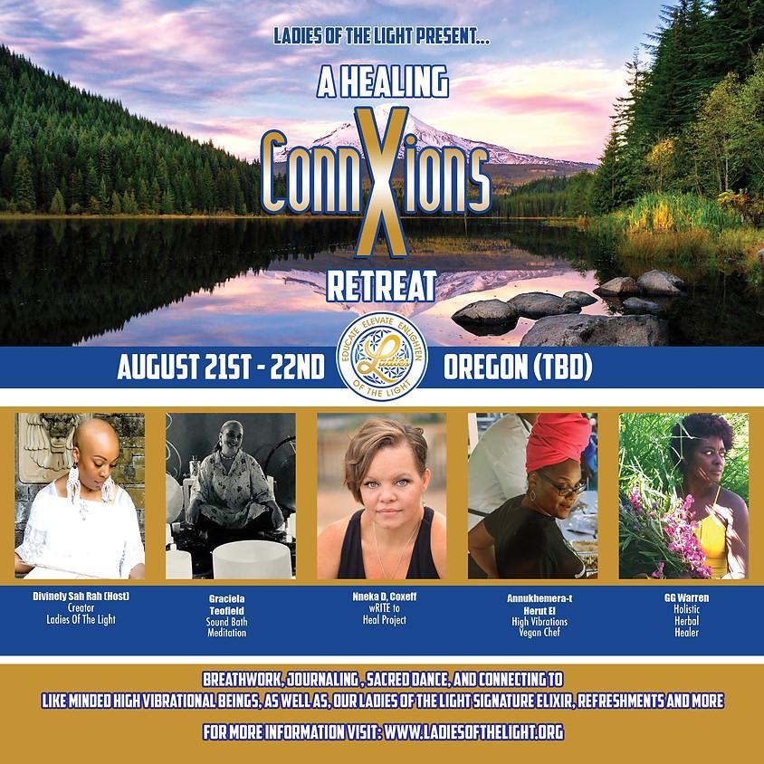 2021 Healing ConnXions Oregon Tour