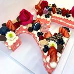 Medium Number Cake