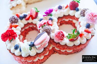 Large Number Cake