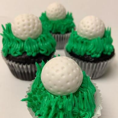 Fondant Topper Cupcakes