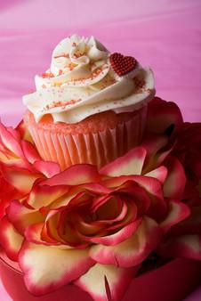 Basic Buttercream Cupcake