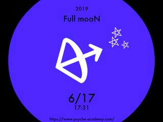 VOL. いて座満月★プシュケメッセージ