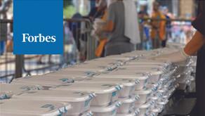 Unilever e Eats For You se unem em prol das pessoas em situação de vulnerabilidade