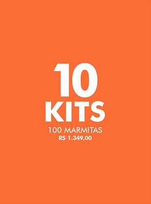10 KITS FAÇA O BEM - Live Experience Club