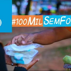#100MilSemFome
