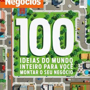 100 IDEIAS DO MUNDO INTEIRO PARA VOCÊ MONTAR O SEU NEGÓCIO