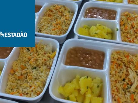 Campanhas incentivam 'compre um doe outro' de comida durante pandemia