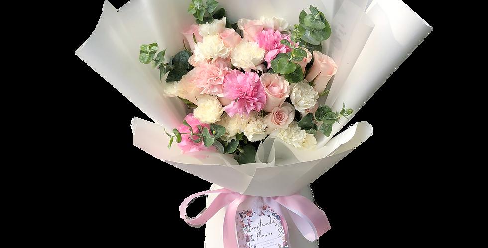 Pastel Tone Bouquet
