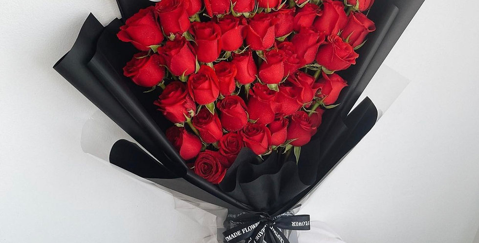 60 Red Roses (Very Classy)