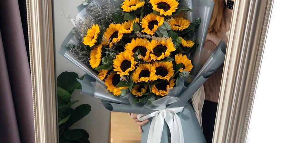 XL Sunflowers Bouquet