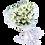 Thumbnail: XL White Lilies Bouquet
