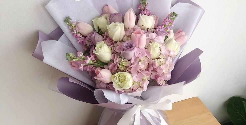 Purple Tone Flowers
