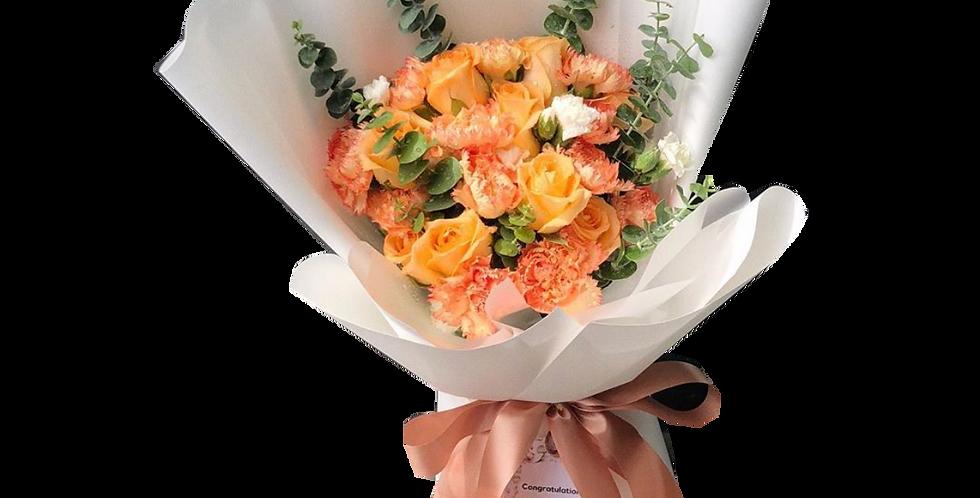Orange Tone Flowers